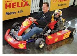 Семикратный чемпион мира Михаэль Шумахер купил гоночную конюшню. Нет, не Scuderia Ferrari и не испытывающую нужду Super Aguri. KSM Motosport под его чутким руководством будет участвовать в чемпионате Германии по картингу, причем первым пилотом команды станет Карлос Сайнс-младший, сын двукратного чемпиона мира по ралли!