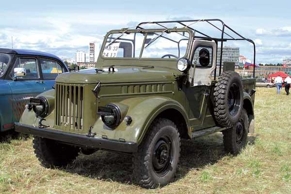 ГАЗ-69 1953-1973 г.в. от $1000 до $6000