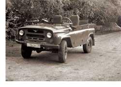 УАЗ-469/3151/Hunter с 1972 г.