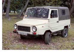 ЛуАЗ-969/1302 1968–1999 г. в.