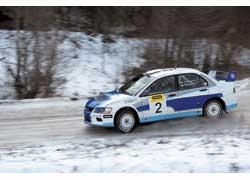 Владимир Петренко и Дмитрий Яровенко– победители первой зимней гонки в истории украинского ралли.
