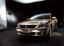 В Украине стартовали продажи нового Mitsubishi Galant