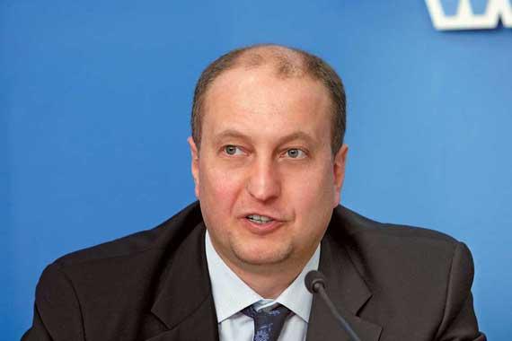 Олег Литвяк. Исполнительный директор компании «ВААИД-Экспо»