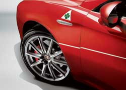 Alfa Romeo Spider Mille Miglia Special Edition