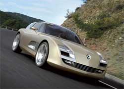 Renault Altica Concept. 2006 г.