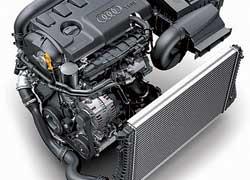 Volkswagen 2,0 л Turbo FSI (VW, Audi, Seat, Skoda)