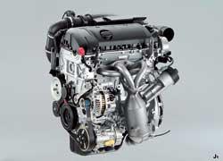 BMW-PSA 1,6 л Turbo (Mini Cooper S, Peugeot 207)