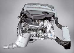 BMW 2,0 л Diesel Twin Turbo (123d)