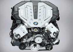 BMW 4,0 л V8 (M3)