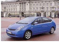 Toyota 1,5 л Hybrid Synergy Drive (Prius)