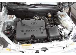 На «восьмерке» с впрысковым восьмиклапанным мотором 2111 нужно поменять только двигатель и его ЭБУ.
