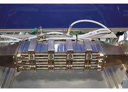 Термогенератор особенно порадует любителей динамичной езды: ведь чем выше обороты мотора, тем больше вырабатывается электроэнергии, которая в будущем может использоваться в гибридных силовых установках, например, для еще лучшей разгонной динамики.