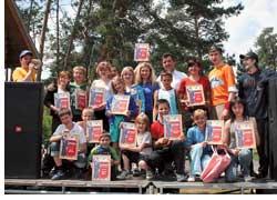 Компания «АвтоИнтернешнл» продолжает поддержку броварского социально-реабилитационного центра «Любысток».