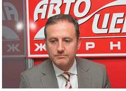 Марк леГрасье. Генеральный директор компании «Renault Украина»