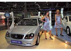 Популярная модель СК представлена на рынке всего чуть больше года, а число проданных автомобилей уже превысило отметку в6000 единиц.
