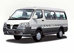 У Polarsun (2,2 л 105 л. с. и 2,7 л 90л.с.) существуют комплектации от простой коммерческой до бизнес-версии.