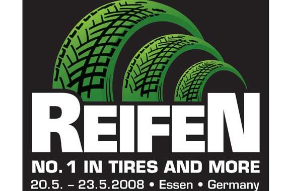 25-я Международная выставка шин Reifen 2008