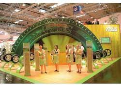 Nokian Tyres продвигает «зеленые» технологии не только в секторе легковых шин, но и в грузовых, сельхоз- и спецтехники.