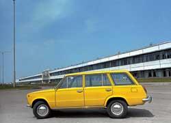 ВАЗ-2102, 1972–1985 гг.