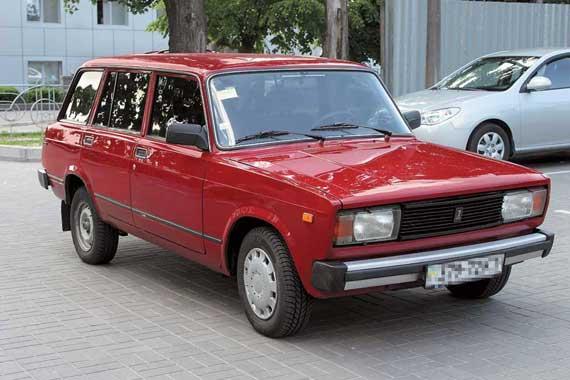 ВАЗ-2104 (с 1984 г.)
