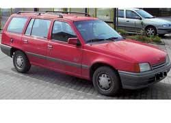 Opel Kadett E Caravan 1985–1991 г. в.