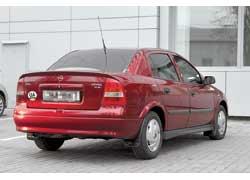 «Ходовая» Opel Astra (G) жестче по сравнению с Nubira, зато служит она дольше.