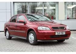 Opel Astra (G) 1998–2004 г. в. от $7 200 до $14 800