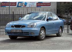 Daewoo Nubira 1997–2003 г. в. от $6 200 до $11 500