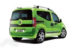 Пятиместная пассажирская модификация Qubo пополнит гамму компактных фургончиков Fiat Fiorino.