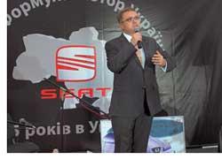 Генеральный директор компании Аркадиуш Меткевич