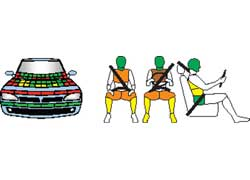Hyundai i10. Защита пассажиров и пешеходов
