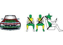 Skoda Superb. Защита пассажиров и пешеходов