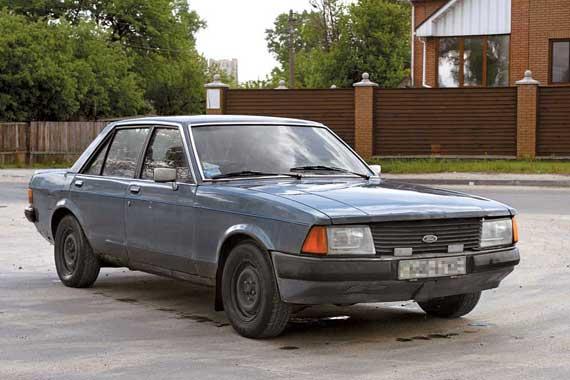 Ford Granada 1977-1985 г. в.