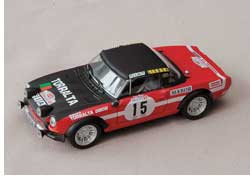 Fiat 124 Abarth Rally (1973 г.)
