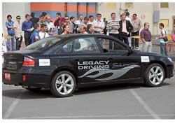 Закончился Всеукраинский тур Legacy Driving Show.