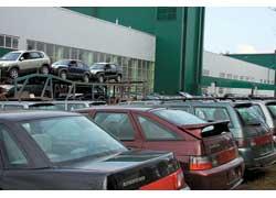 Основная продукция автозавода сегодня – ВАЗы, но уже с июля украинцы получат «местные» Hyundai Tucson.