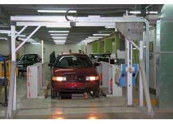 Заключительный этап производства – тестирование, выявление брака и приемка автомобилей.