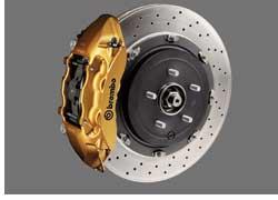Компания Вrembo представила новую модель тормозного диска, получившего название Turismo Brake Discs.