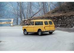 Идея «Клабмена» не нова. Подобная машина была в модельном ряду Mini еще в конце 50-х.