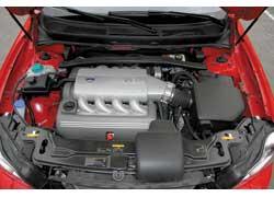 Настройки мотора остались нетронутыми. Для спортивной езды вполне хватает 315 л. с. мощности и 440 Нм тяги.
