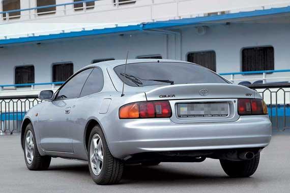 Toyota Celica (ST200)