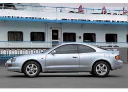 Toyota Celica (ST200) 1993–1999 г. в.