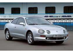 Toyota Celica (ST200) 1993–1999 г. в. от $9 000 до $15 000