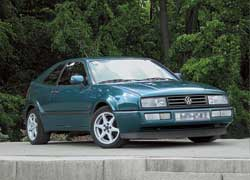Volkswagen Corrado 1989–1995 г. в. от $4 500 до $10 700