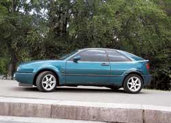 Volkswagen Corrado 1989–1995 г. в.