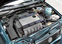 Чаще всего у нас встречаются Corrado G60 с мотором 1,8 л (160 л. с.) с механическим нагнетателем и чуть реже – VR6 2,9 л (190 л. с.)