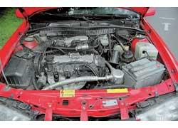 Под капотом Prelude чаще можно найти 2,0-литровые моторы. Реже встречаются 2,3-литровые, а вот подыскать 2,2-литровые очень сложно.