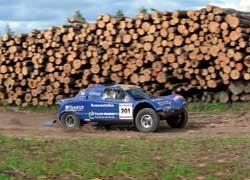 Финишировала самая грандиозная гонка года Transorientale-2008.
