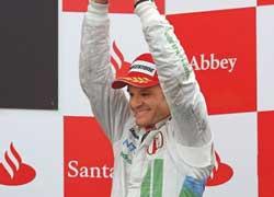 Когда праздники случаются редко, их больше ценишь... Наверняка Рубенс Баррикелло не так радовался подиумам в те времена, когда Ferrari сама вывозила его на пьедестал почета. Впрочем, кто знает?