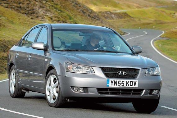 Hyundai Sonata 2004 г. в.